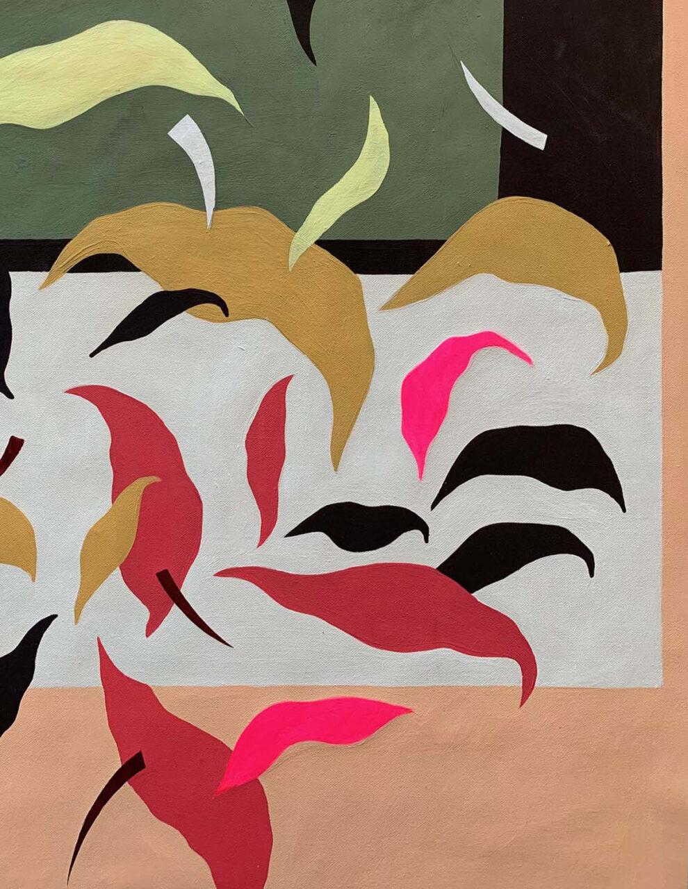 Acrylic on canvas, 60 x 86 cm, 2020